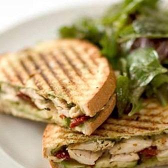 FRITEL GR 2275 étel életkép panini