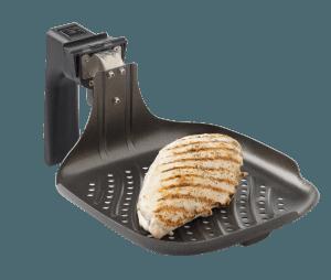 Fritel grill serpenyő SnackTastic olaj nélküli sütőhöz