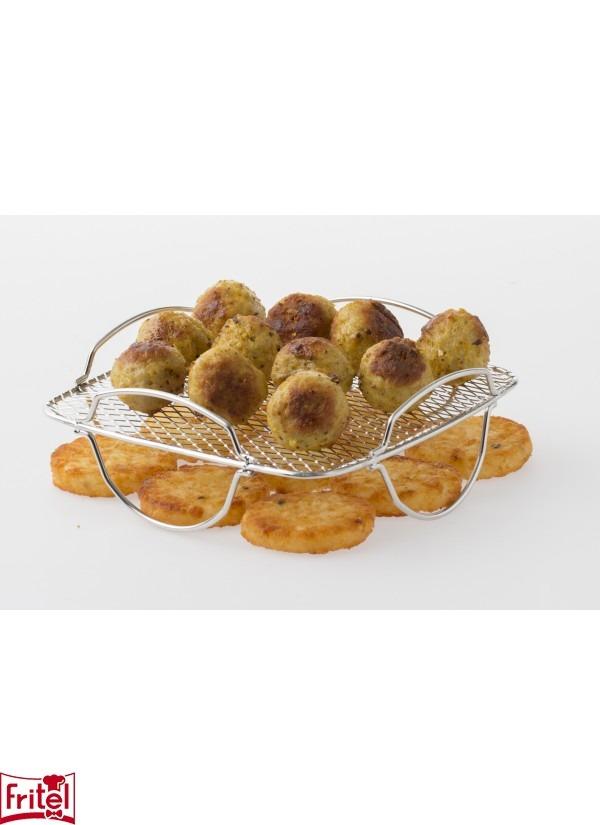 FRITEL grillrács SnacTastic olaj nélküli sütőhöz